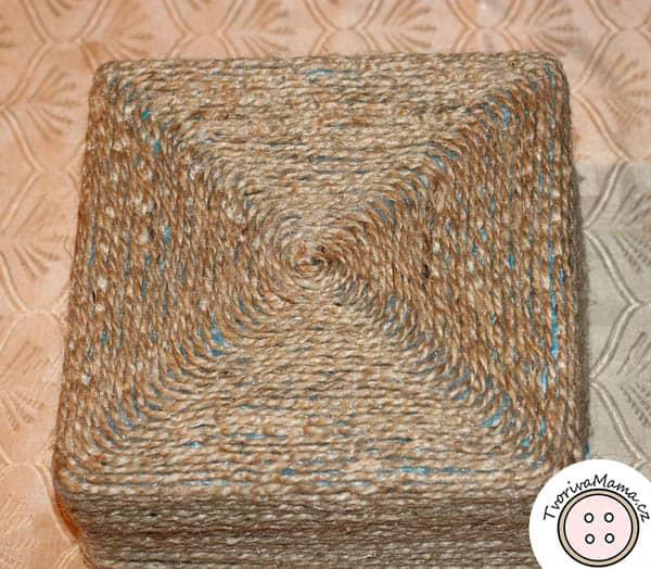 košík krabice