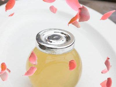 šampon růže meduňka